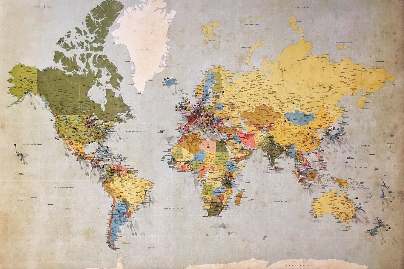 Tracker Tecnologias de geogestion Mapa